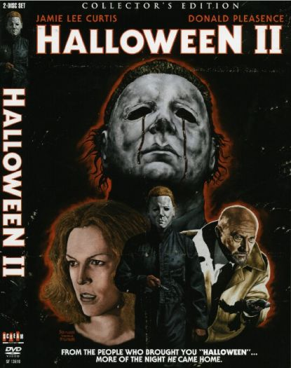 if you still havent made the upgrade to blu ray this double disc dvd set will make a terrific addition to your dvd collection as the transfer is very - Halloween Ii Blu Ray