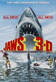 Jaws 3-D (1983) - Review, Rating and Synopsis