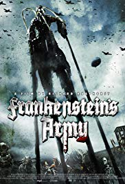Frankenstein's Army (2013) - Review, Rating and Synopsis