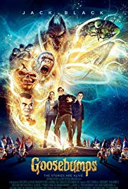 Goosebumps Full Movie Details