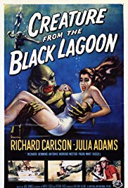 Creature from the Black Lagoon (1954) - Review, Rating and Synopsis