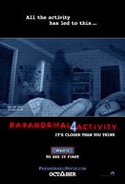 Paranormal Activity 4 (2012)