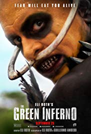 The Green Inferno (2015) - Ratings, Synopsis, Review