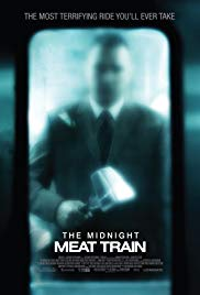 The Midnight Meat Train (2008) - Review, Rating and Synopsis