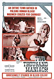 2000 Maniacs (1964) - Review, Rating and Synopsis
