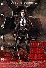 Tokyo Gore Police (2008) - Review, Rating and Synopsis