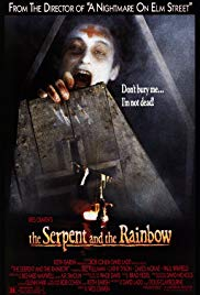 The Serpent and the Rainbow (1980)