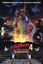 A Nightmare On Elm Street 4 The Dream Master