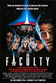 The Faculty (1998) - Rating, Synopsis, Review