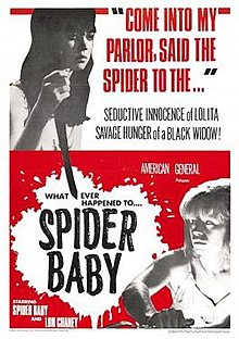 Spider Baby 1988 Full Movie Story review