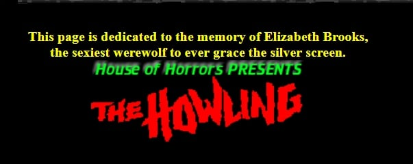 The Howling Movie (1981) Full Film Details