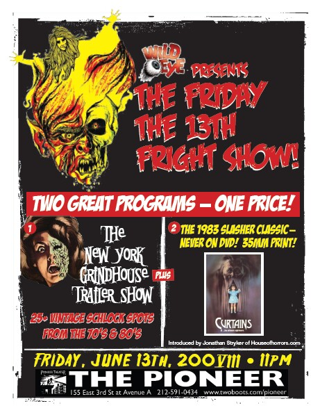 Friday the 13th Fright Show