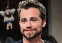Rider Strong Interview
