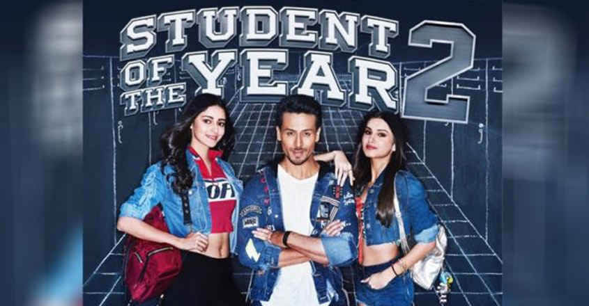 Student-of-the-year 2 Review