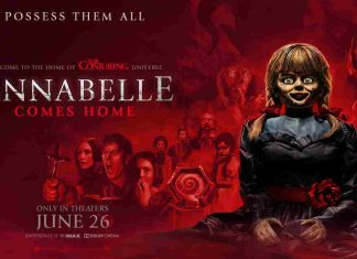 Annabelle Comes Home Full Movie Download