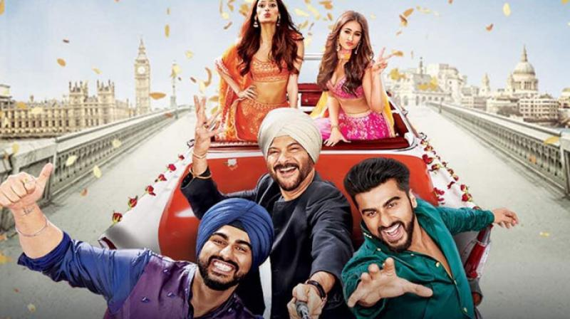 Mubarakan movie 1