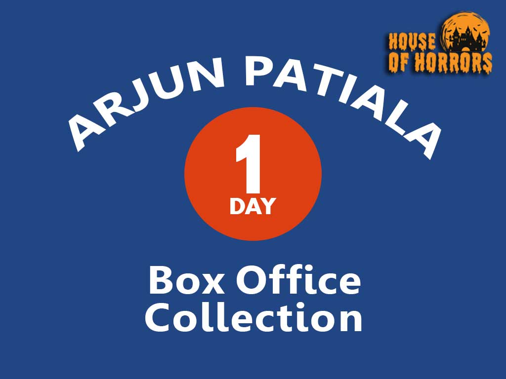 Arjun Patiala 1st Day Box Office Collection