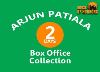 Arjun Patiala 2nd Day Box Office Collection