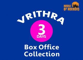 Vrithra 3rd Day Box Office Collection