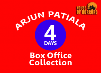 Arjun Patiala 4th Day Box Office Collection