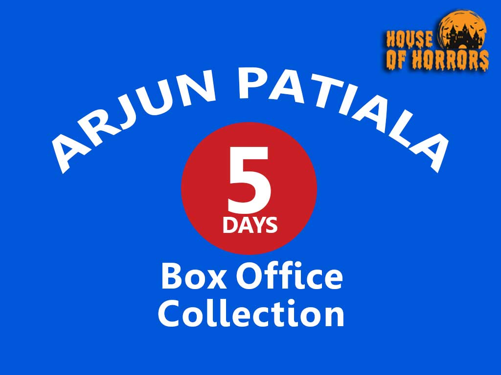 Arjun Patiala 5th Day Box Office Collection