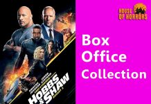 Hobbs and Shaw Box office Collection