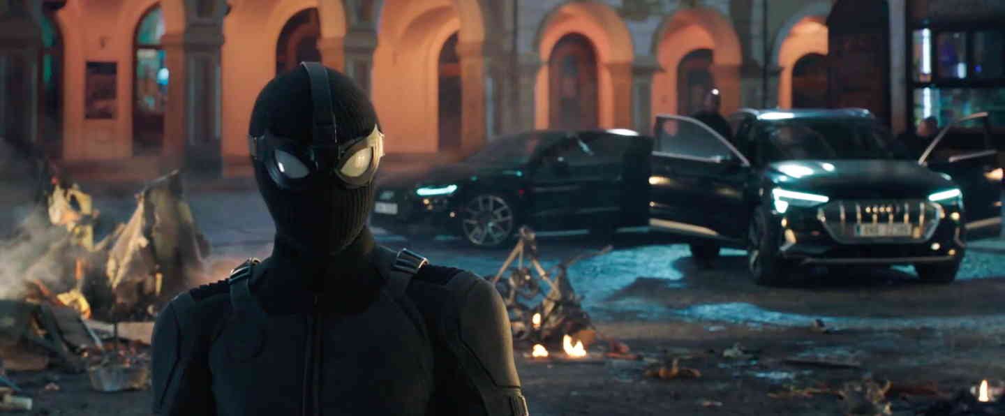 Spider-Man Far From Home Full Movie Download Torrent