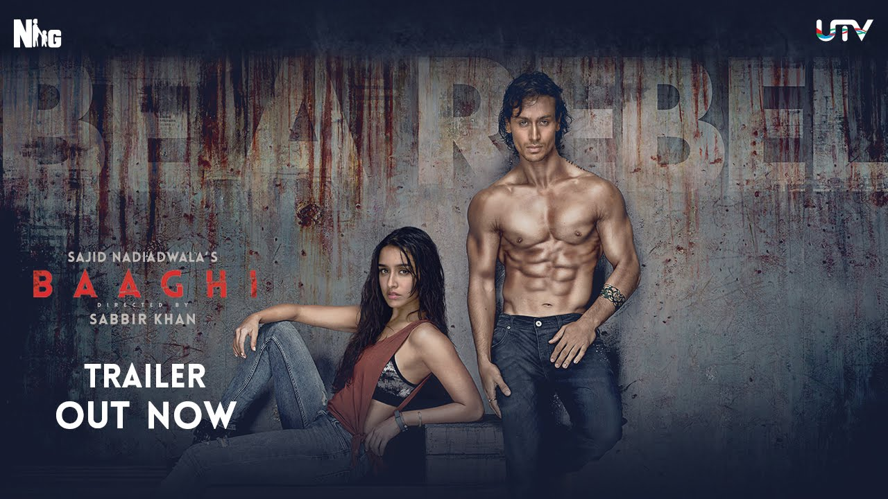 Baaghi Full Movie Download