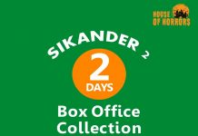Sikander 2 2nd Day Box office Collection