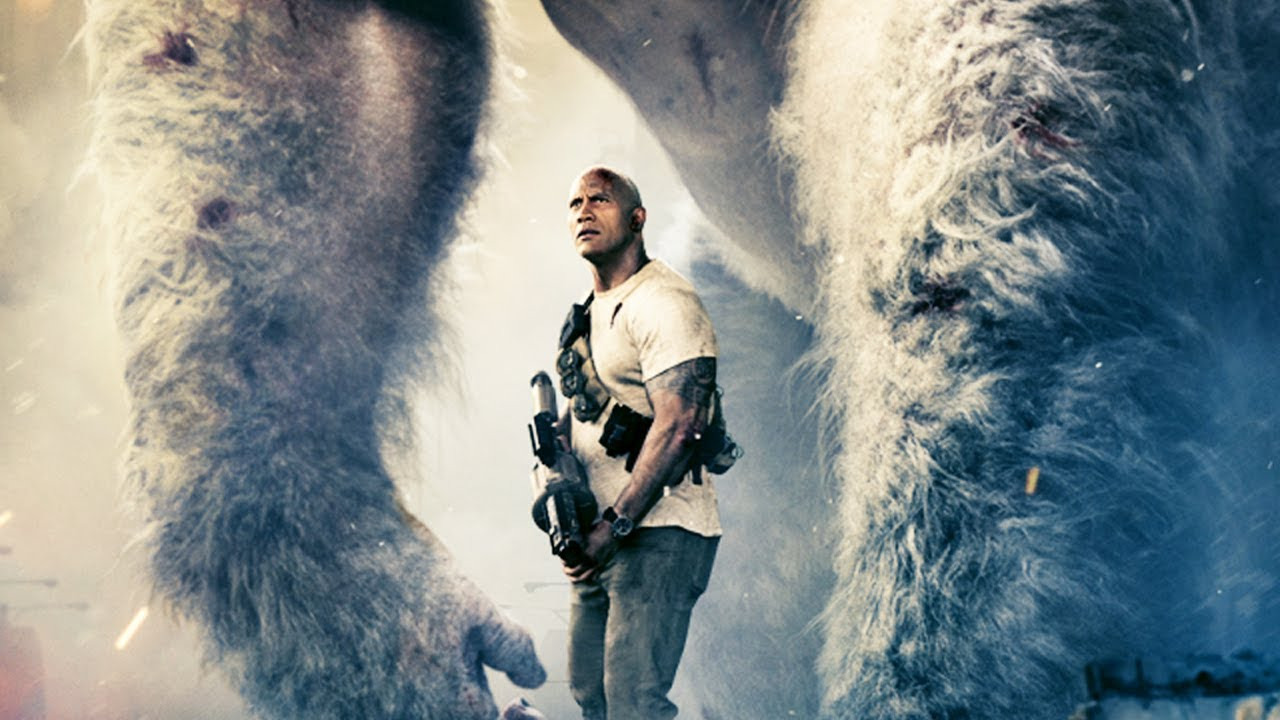 Rampage Full Movie Download