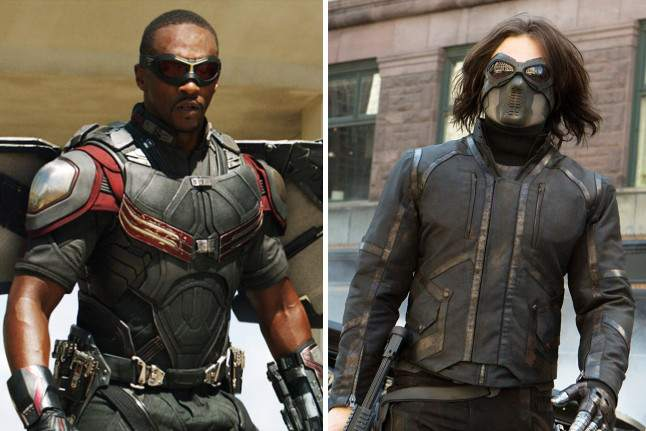 The Falcon and The Winter Soldier Full Movie