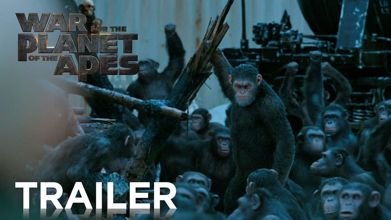 War for the Planet of the Apes Full Movie Download