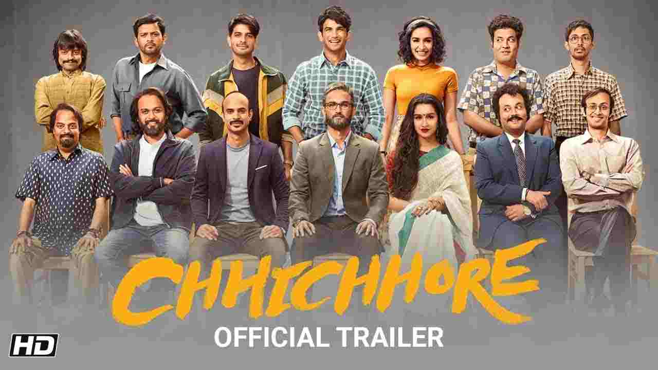 Chhichhore Full Movie Download Tamilrockers