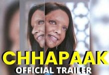 Chhapaak Full Movie Details
