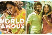 Vijay Deverakonda World Famous Lover Movie