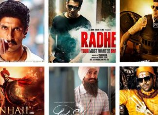 Bollywood Movies expected to Release Post Covid19 Lock Down
