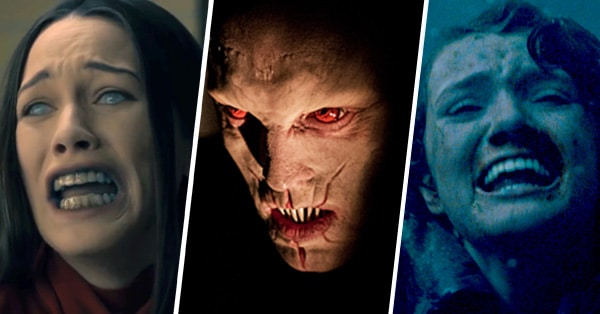 What is the more scary TV show ever?
