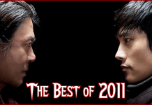 Best Horror Movies of 2011