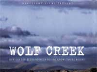 Wolf Creek Director Greg McLean