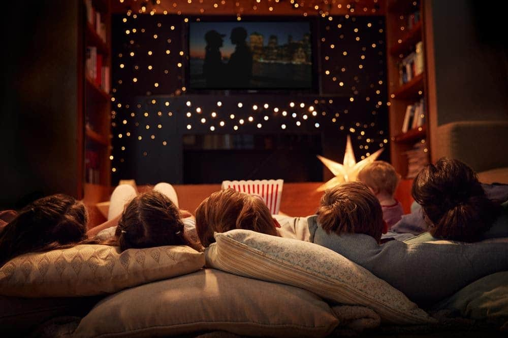 How to Have the Best Movie Night