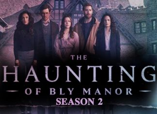 The Haunting of Bly Manor Web Series