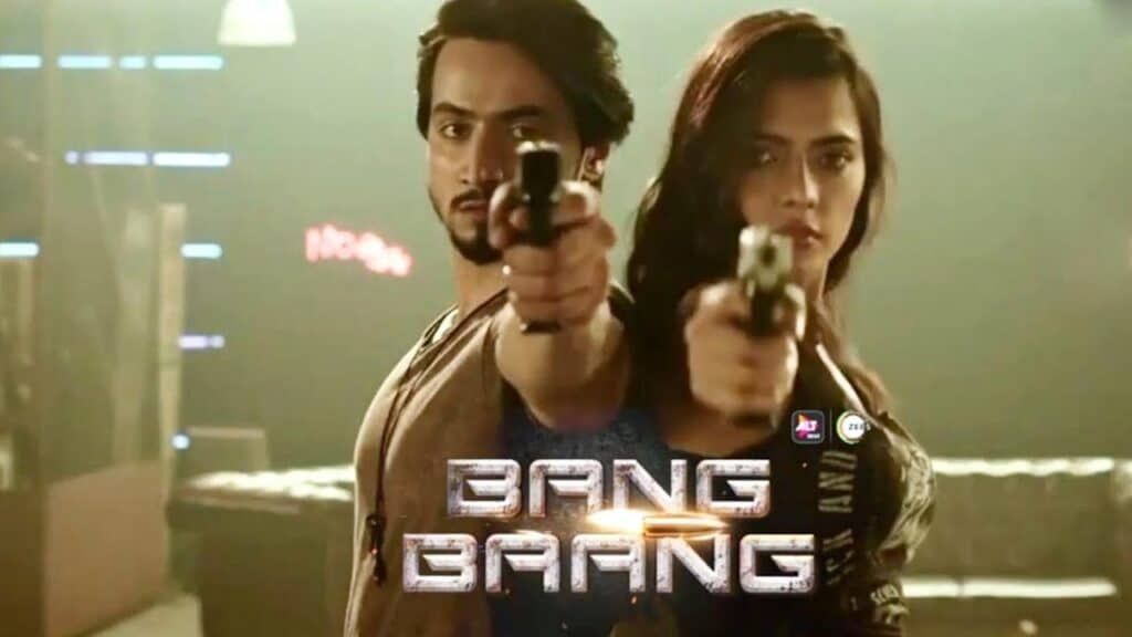 Bang Bang Web Series