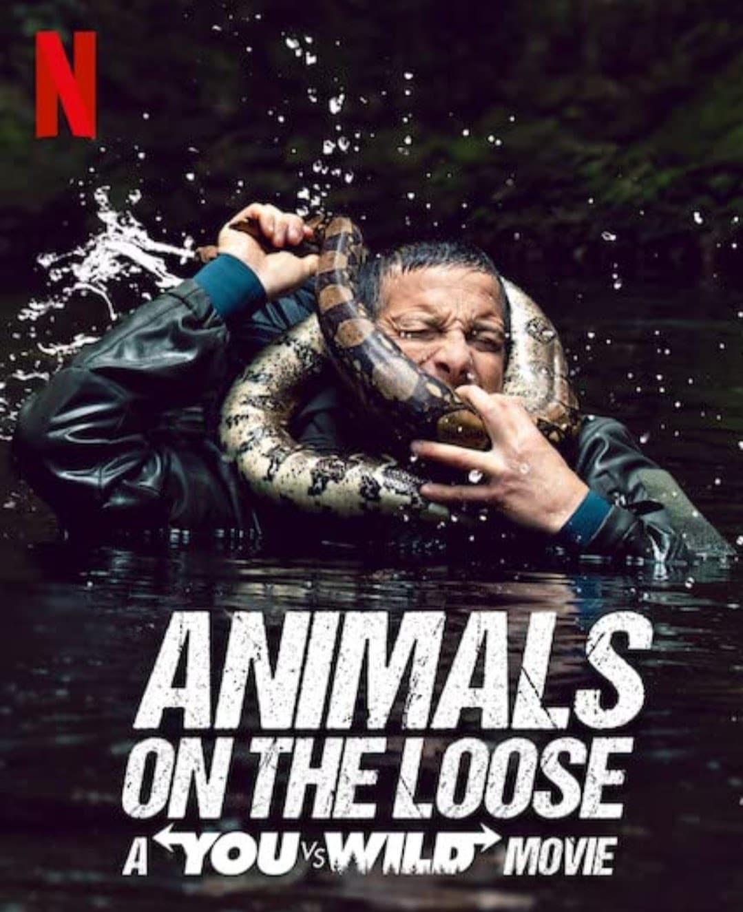 Animals on the Loose: A You vs Wild Movie by Filmyzilla