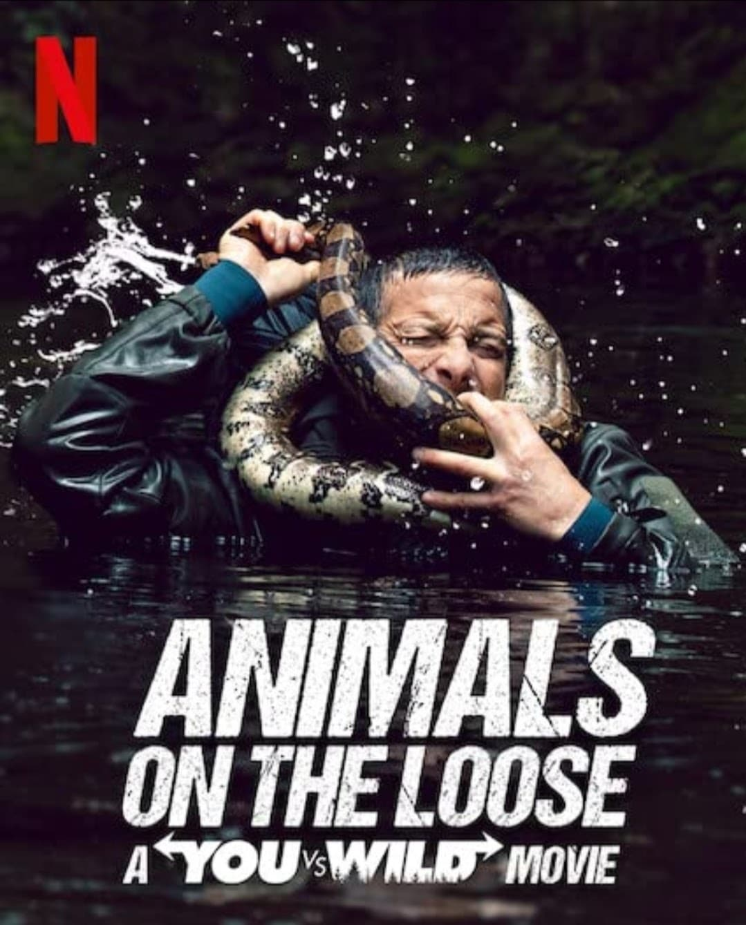 Animals on the Loose: A You vs Wild Movie