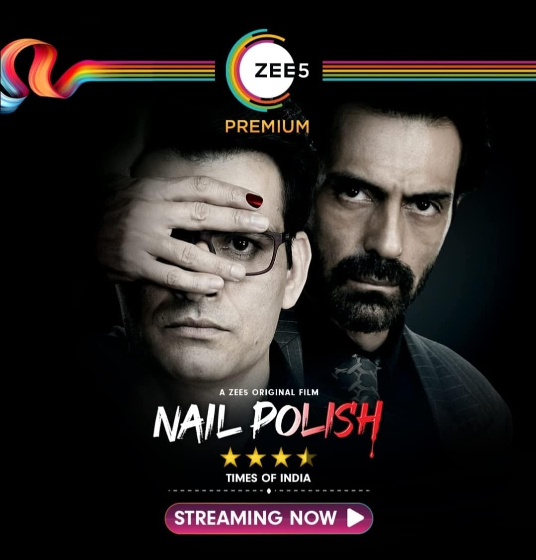 Nail Polish Full Movie Leaked Online by Filmyzilla
