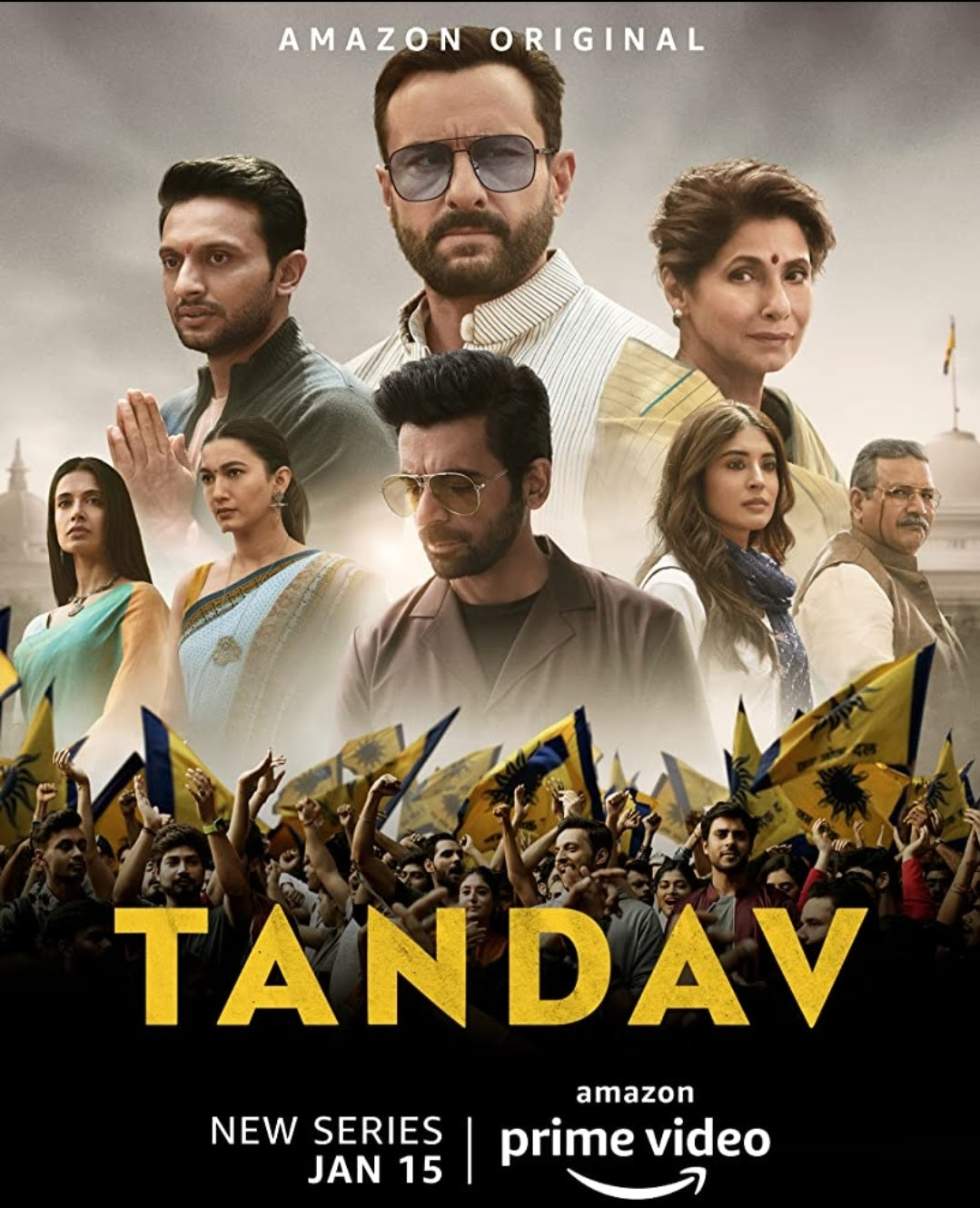 Tandav Full Web Series Leaked by Filmyzilla