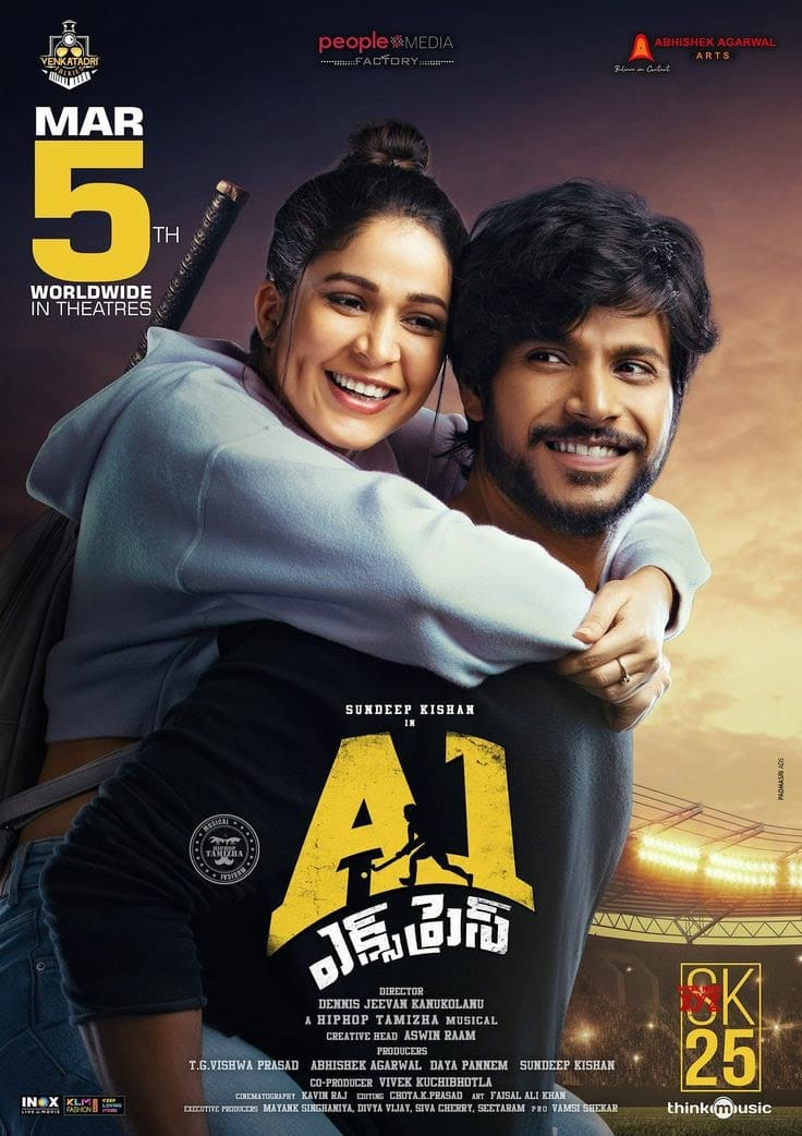A1 Express Full Movie Leaked