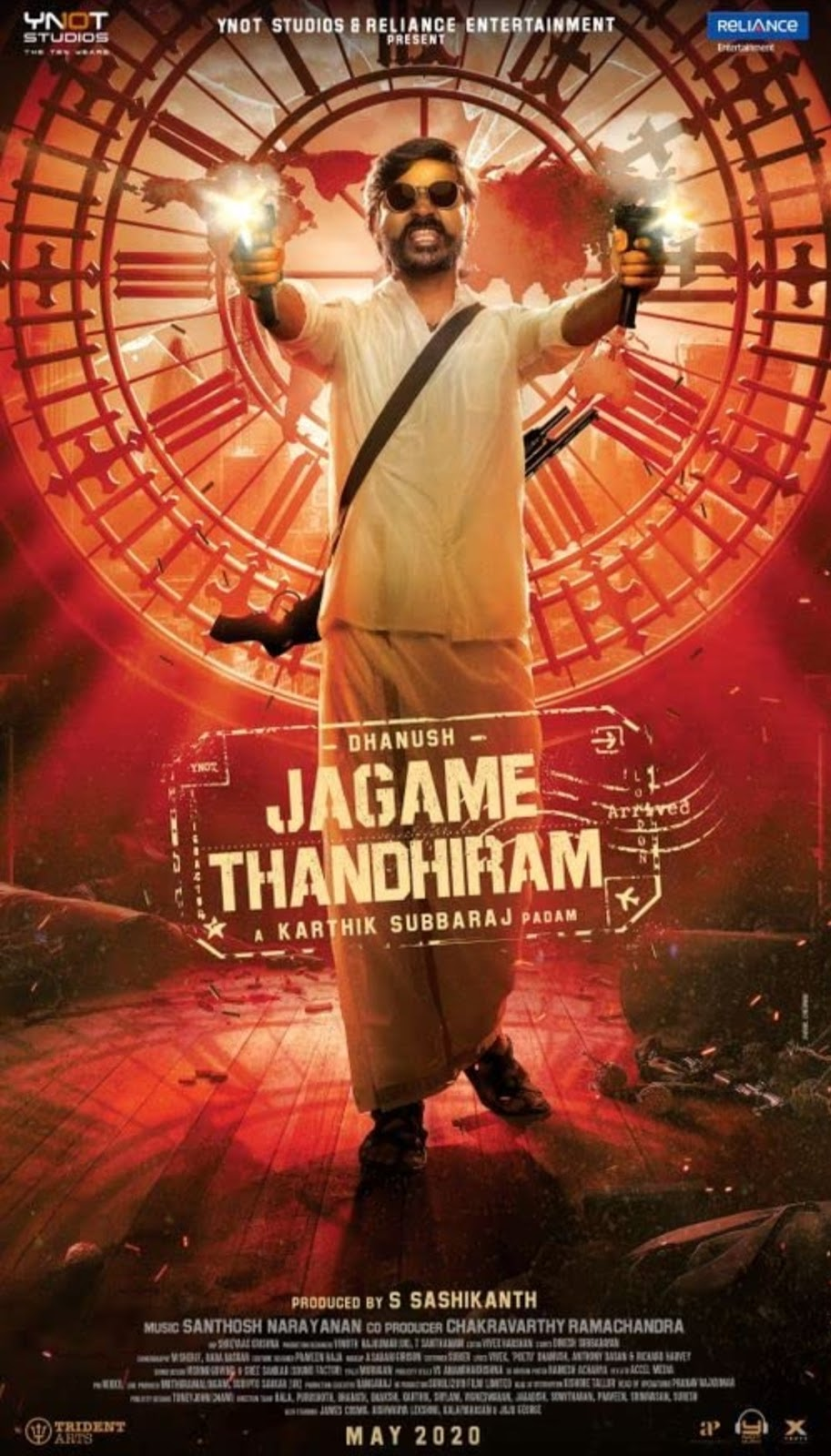 Jagame Thandhiram Full Movie Download