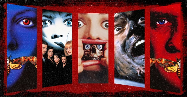 Top Three Popular Horror Movies from the 90s