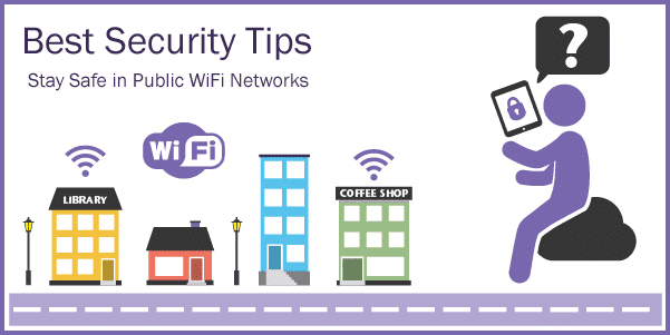 Security tips to use free Wi-Fi
